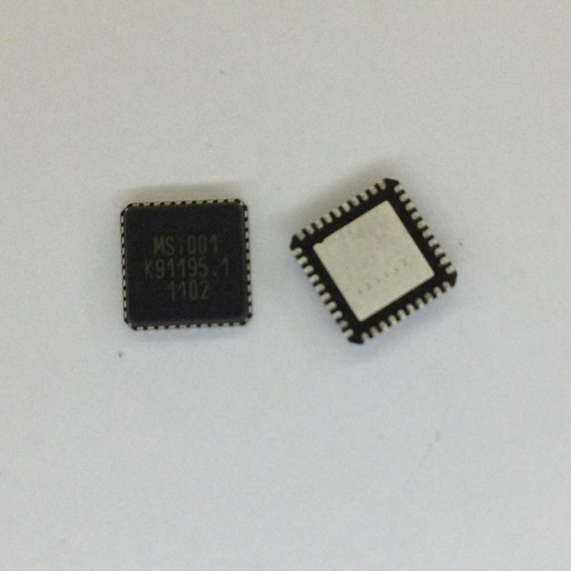 MSI001-Q40-C-DS MSI001 QFN nuevo original 2 unids/lote