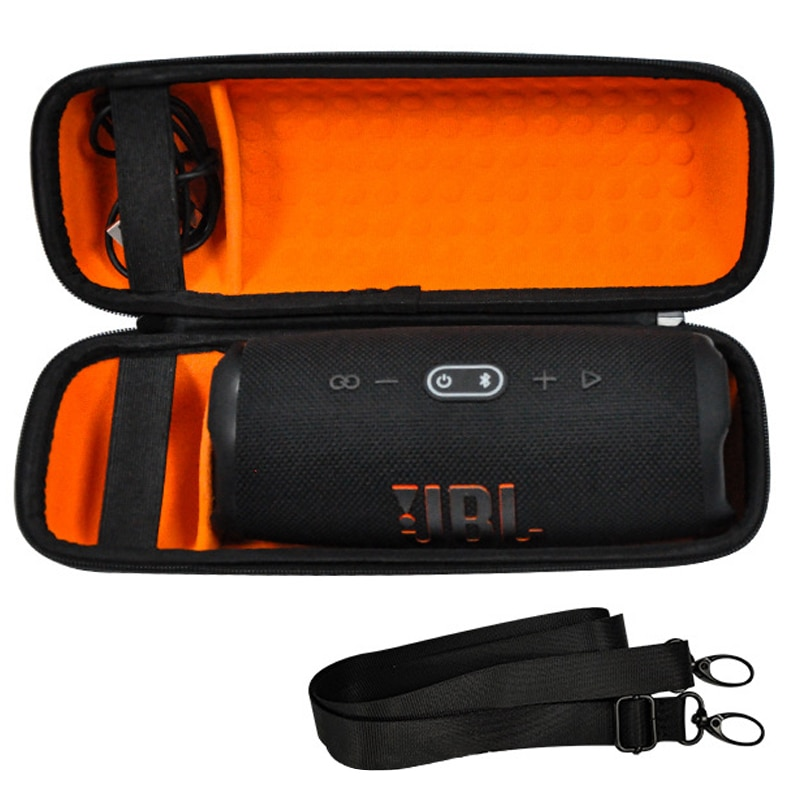 ZOPRORE Hard EVA Travel Carrying Storage Box for JBL Charge 5 Protective Cover Case for JBL Charge5