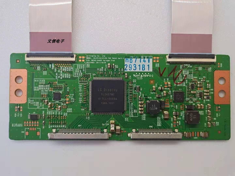 Хорошее прохождение теста для LG 42/47/55 FHD TM240 T-CON доска 6870C-0402C лоджик борд