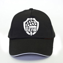 Casquettes de Baseball pour hommes   Escape from Tarkov, casquettes de camionneur unisexe, mode Cool été, casquettes de camionneur, ours attrape imprimé Hip Hop, chapeau à os