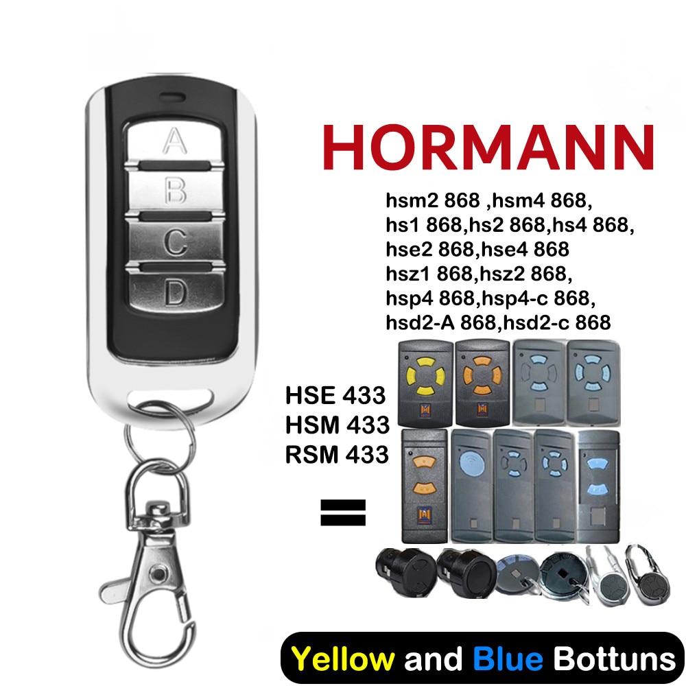 HORMANN 868 HSM2 HSM4 HSE2 MARANTEC Digital 384 D302 D304 868 mhz remote control for the gate garage door недорого