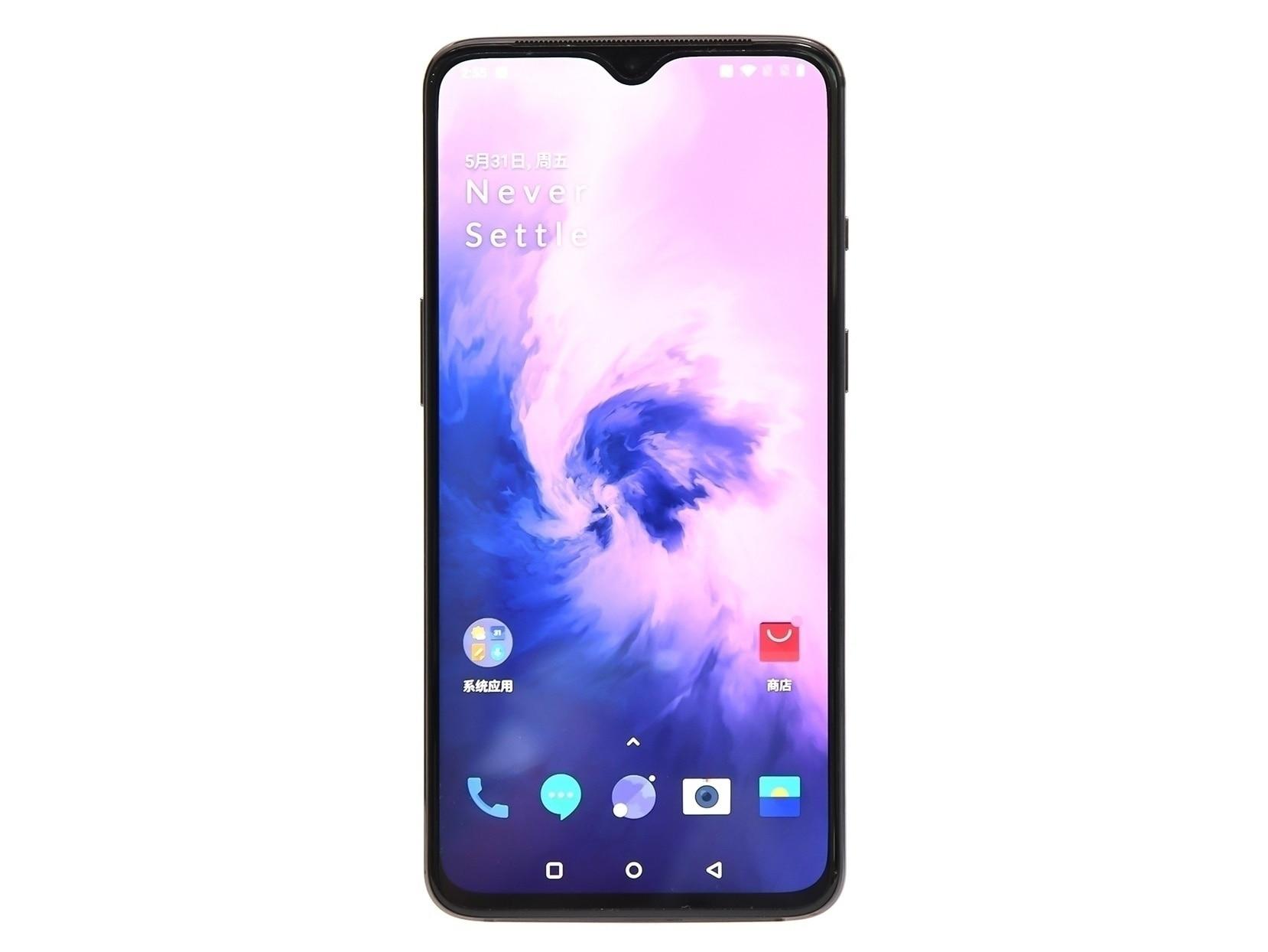 Смартфон Oneplus 7, ОЗУ 12 Гб, ПЗУ 256 ГБ, мобильный телефон, AMOLED дисплей 6,41 дюйма, В
