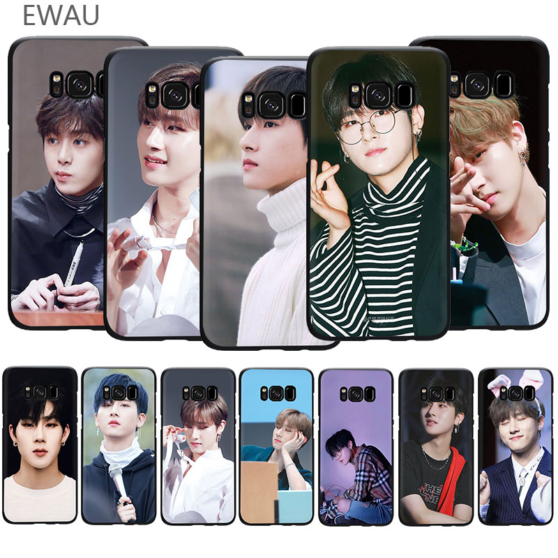 EWAU MONSTA X Soft TPU phone cover case for Galaxy S6 S7 Edge S8 S9 S10 Plus Note 10 8 9 M10 20 30 40
