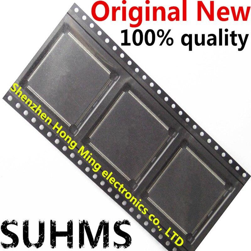 (1 قطعة) 100% جديد MN864773AKJ QFP شرائح