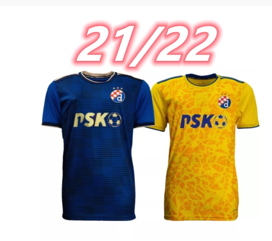 2020 2021 Petkovic Orsic Ademi Moro индивидуальный Динамо Загреб трикотажные футболки для футбола домашняя третья 3-я GNK Динамо Загреб 2020-21