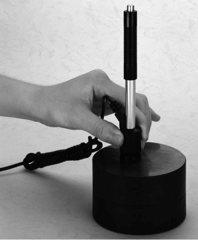 Leeb hardness tester SYT520 Portable Hardness Tester enlarge