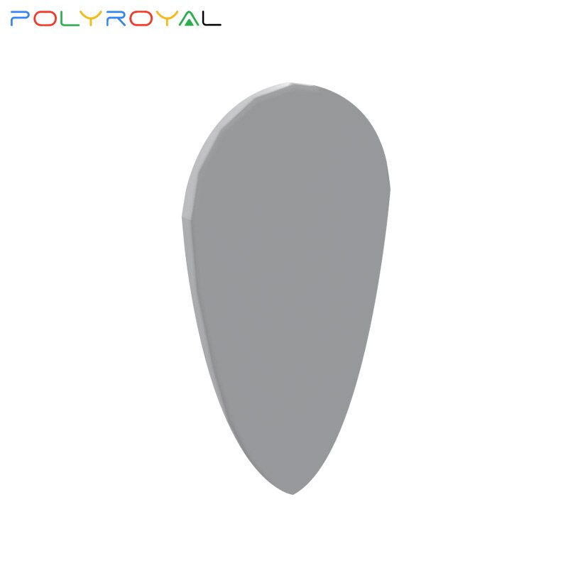 Building Blocks Technical parts  Oval War Shield 10 PCS MOC Compatible With brands toys for children 2586
