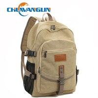 Новый мужской рюкзак с модным ремнем на молнии, одноцветная Повседневная сумка , мужской рюкзак , школьная сумка , Холщовая Сумка, дизайнерск...