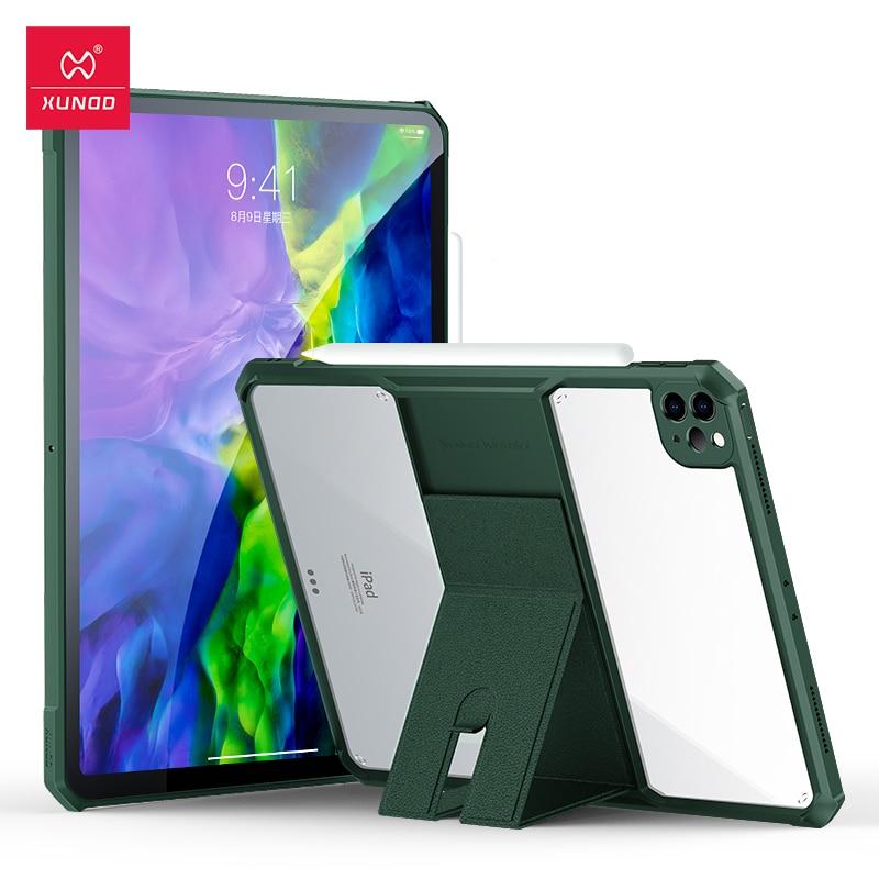 Чехол для iPad Pro 11, чехол 2020 2021, чехол для планшета Xundd с подставкой для iPad Air 4 8-го поколения 2020, чехол чехол
