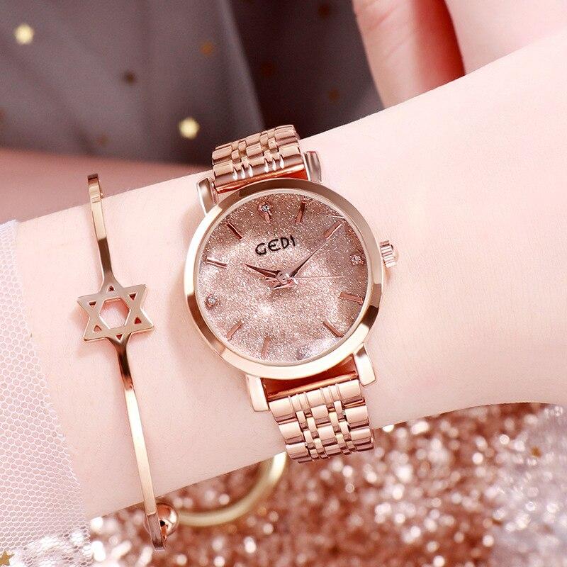 Gran oferta estrellas muchachos ver explosión para niñas muñeca de alto valor de Color de Sport mujer reloj de pulsera negro