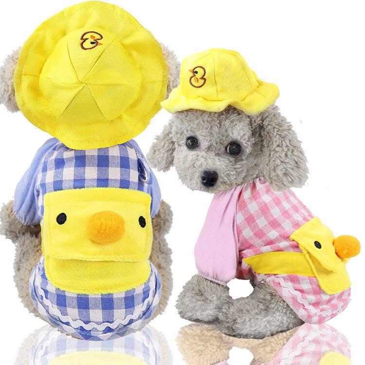 ¡Novedad de verano! Camisas para jardín de infancia, ropa, chaleco con dibujos de perros, sudaderas con capucha, protección solar transpirable para cachorros y gatos, suministros para mascotas