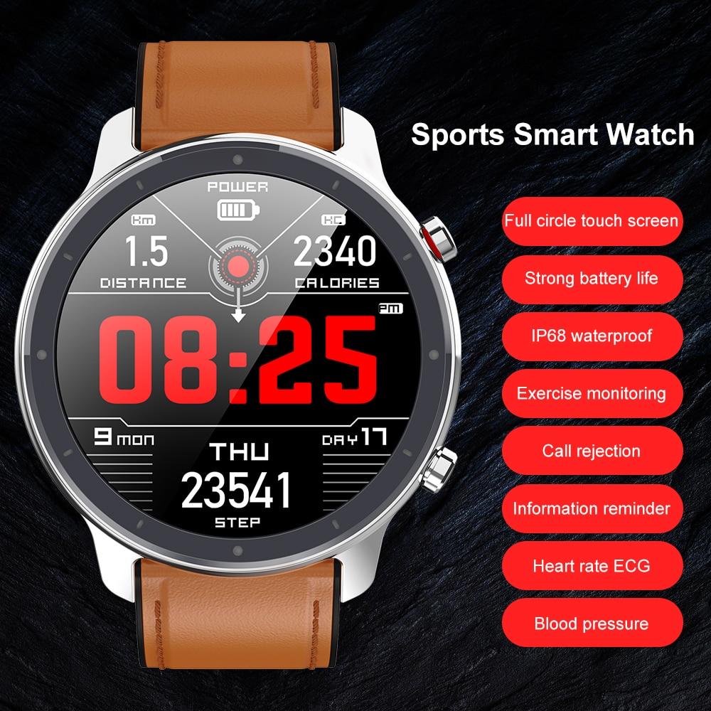 Sports Watch Bracelet Smart Watch Women's Wristwatch Men's Watches Smartwatch Heart Rate Monitor Smart Clock Electronic Clock
