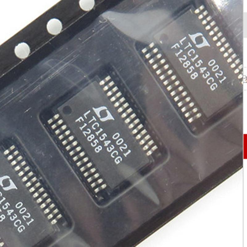 2 pçs/lote LTC1543CG LTC1543 SSOP28 Frete Grátis