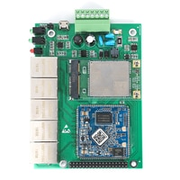 MT7620A Module Development Board Wireless Router Wifi Module Serial Server OpenWrt