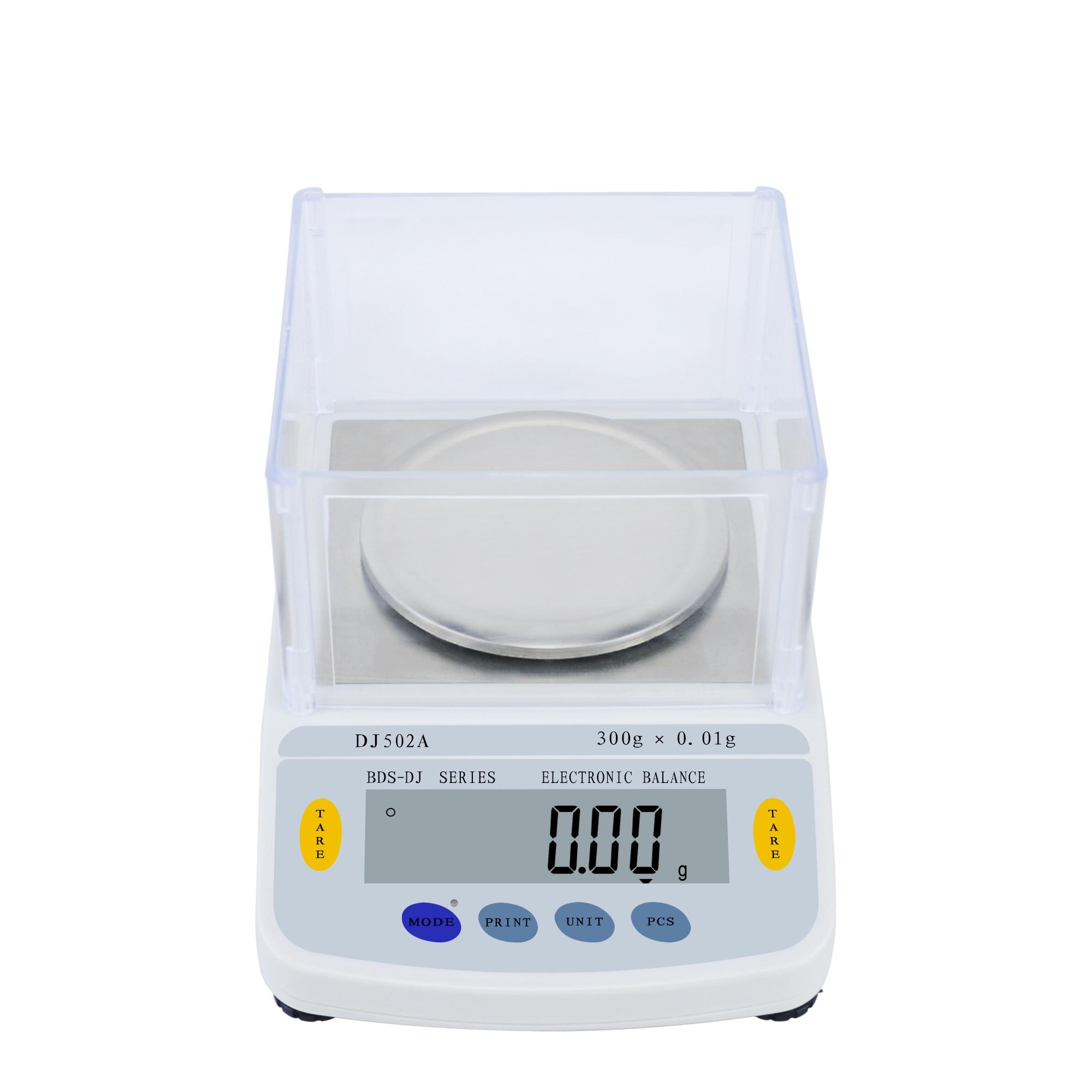 ميزان دقيق إلكتروني رقمي USB ، أمريكي صلب ، 300 جم × 1 مجم 0.01 جم ، ميزان تحليلي للمعمل