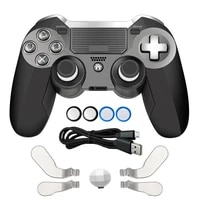 control for ps4 and wireless computer joystick with microphone intercom entry