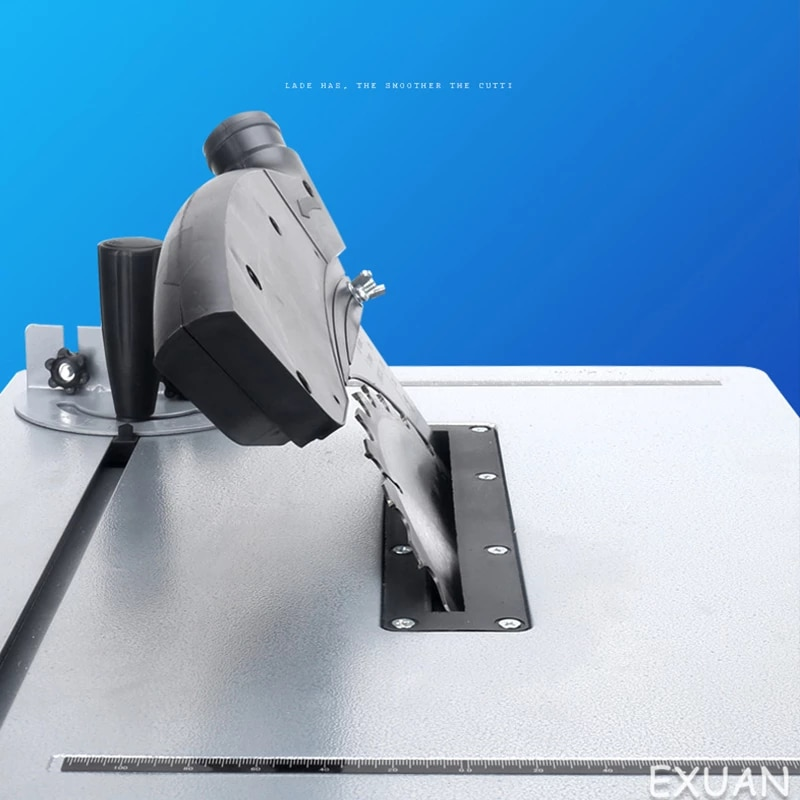 8 inch table saw cutting machine 45 angle small chainsaw woodworking machinery saw woodworking power tools enlarge