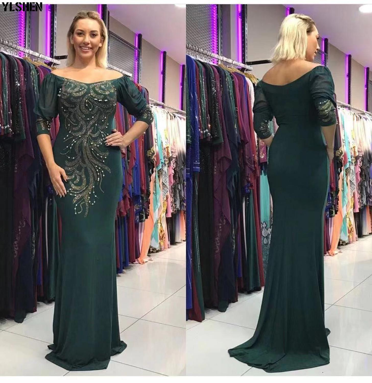 2019 mode Afrikanische Kleidung Kleider Für Frauen Dashiki Afrika Kleidung Muslimischen Lange Kleid Hohe Qualität Diamant Robe Afrikanischen Kleid