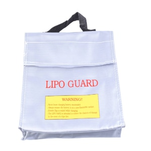 Fireproof water proof Lipo Battery Safe Bag for Charge & Storage  Battery,Charger,Motor,ESC ,RC Planes Cars Boat240mm*65mm*180mm