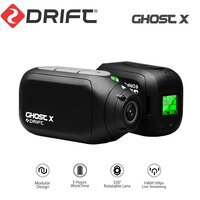 Экшн-камера Drift Ghost X, Спортивная камера Ambarella A12 DVR 1080p Full Hd Wifi App, камера на шлем для мотоцикла, горного велосипеда