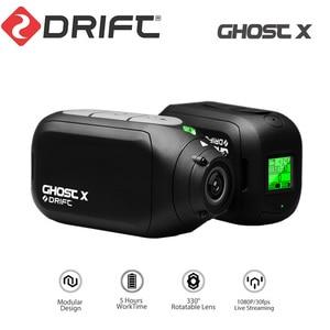 Экшн-камера Drift Ghost X Sports Ambarella A12 DVR 1080p Full Hd Wifi приложение для наружного использования мотоциклетный шлем для горного велосипеда