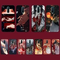 toplbpcs aesthetic chinese style tian guan ci fu phone case for vivo y91c y11 17 19 53 81 31 91 55 v17 11i 9 fot oppo