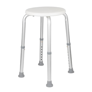 Padded Shower Chair Shower Stool with Adjustable Legs Non-slip Bath Safety Seat for Elderly Disabled Pregnant Surgery Recovery