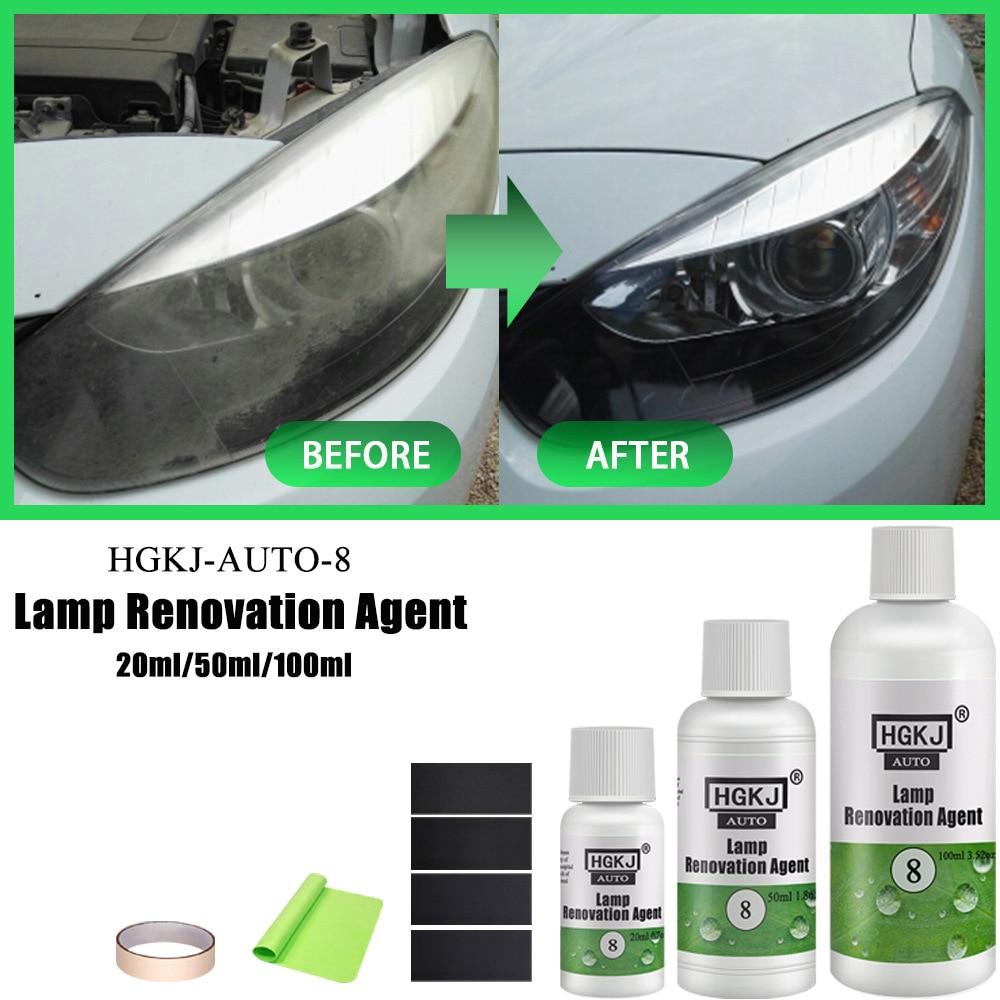 Автомобильная лампа ремонт агент лампа розничная продажа Чистящая наждачная бумага комплект универсальная полировка новая искусственная ...