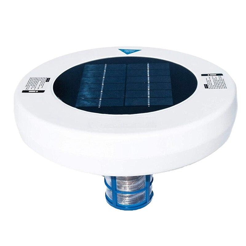 تجمع الطاقة الشمسية-المؤين ، النحاس الفضة أيون حمام سباحة منقي مياه تنقية ، يقتل الطحالب تجمع المؤين للخارجية أحواض استحمام ساخنة