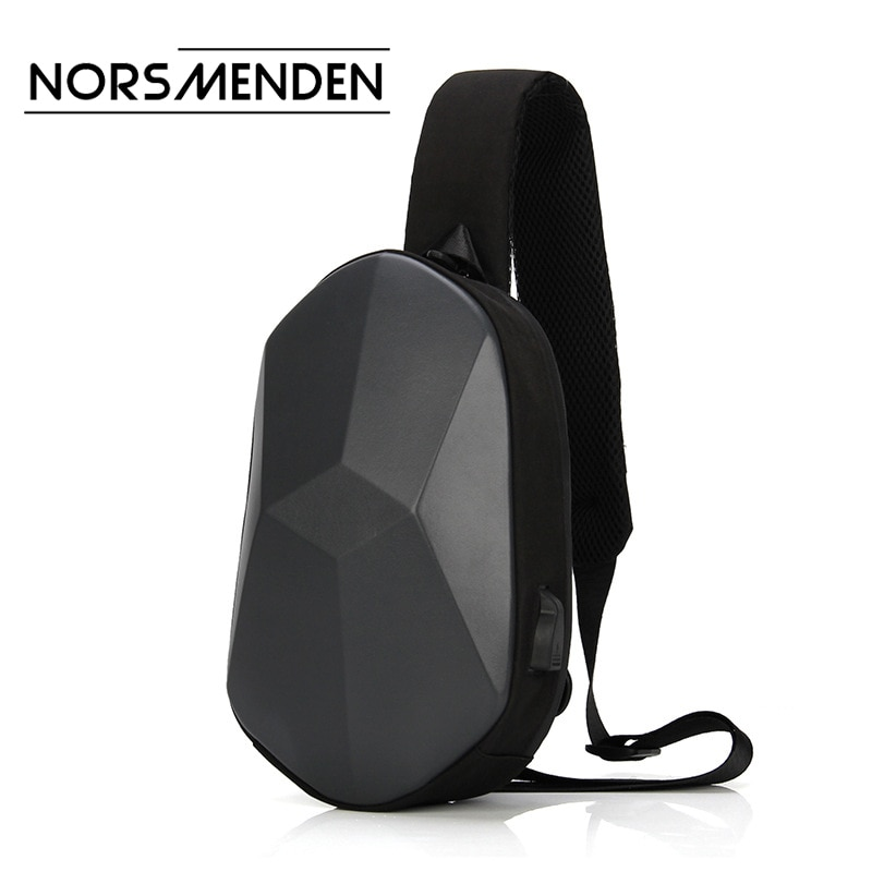 New style polyhedron cross body bag/chest bag/shoulder bag/waterproof riding casual fashion