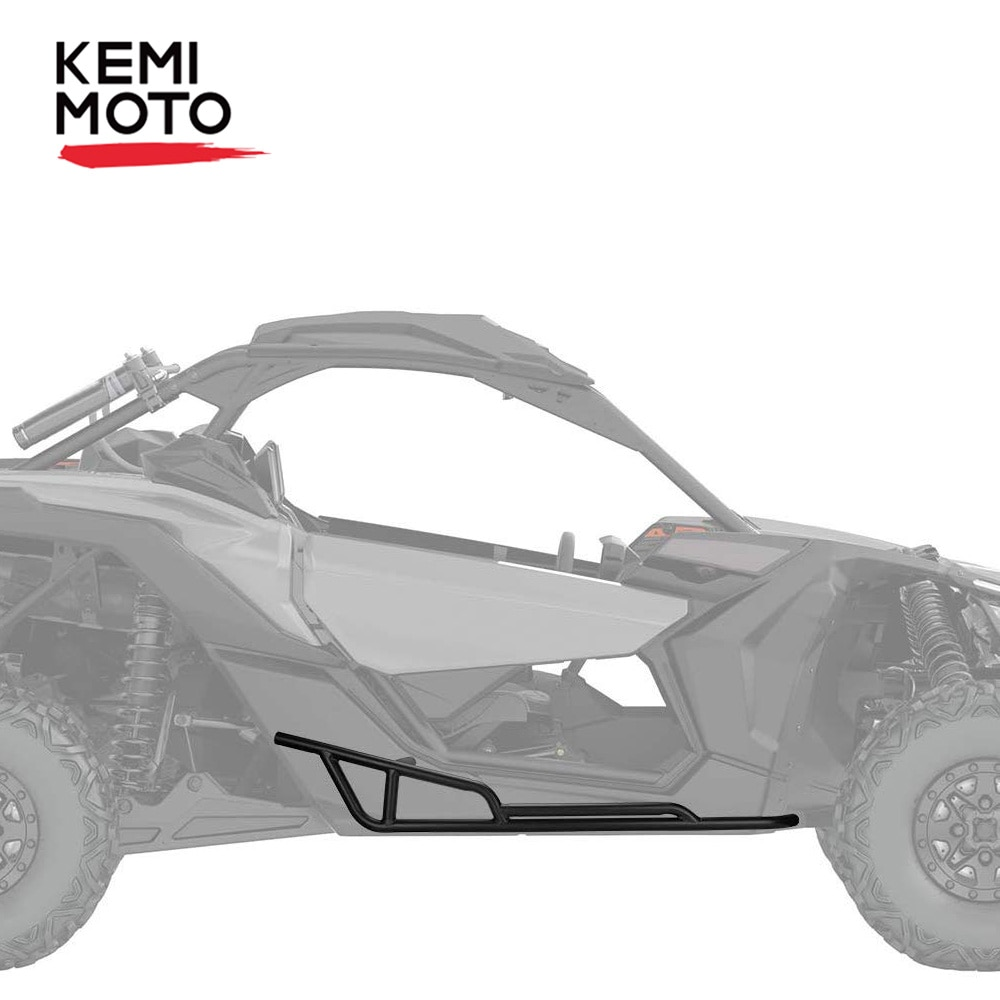 KEMIMOTO X3 Nerf bares deslizadores de roca 2017, 2018, 2019, 2020, puede-¿Maverick X3 900 HO Turbo STD R X DS RS DPS X RC Sr.