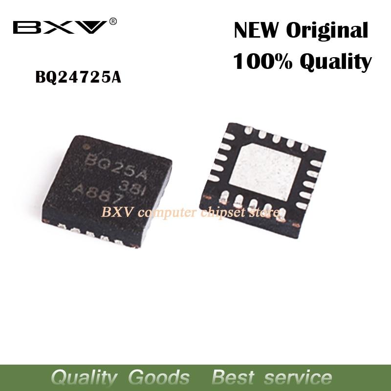 2 uds BQ24725ARGRR BQ24725A BQ725A BQ25A QFN-20 de gestión de batería chip nuevo original ordenador portátil chip envío gratis