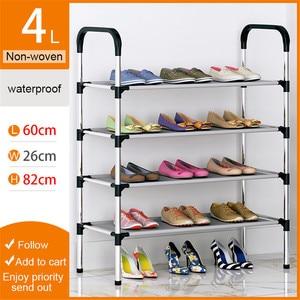 Shoe Rack Storage Cabinet Stand Shoe Organizer Shelf for shoes Home Furniture meuble chaussure zapatero mueble schoenenrek meble