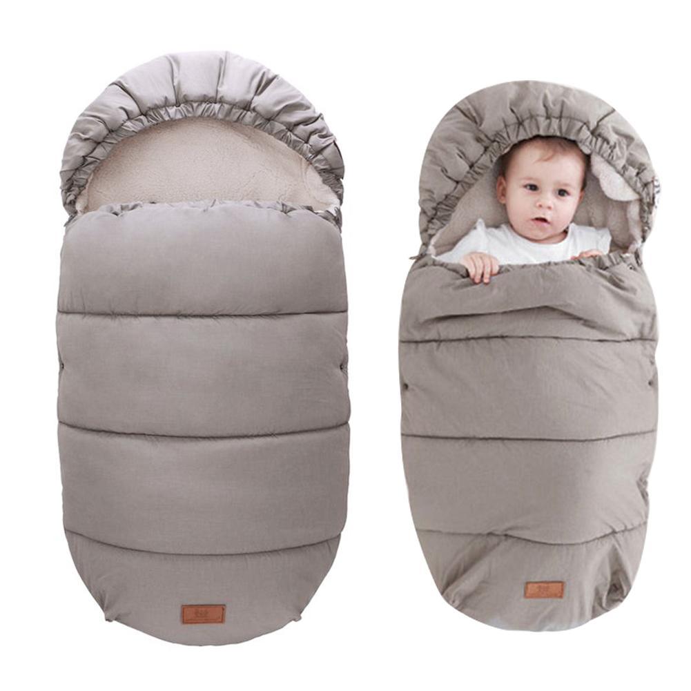 Saco de dormir para bebé recién nacido, saco de dormir cálido de...