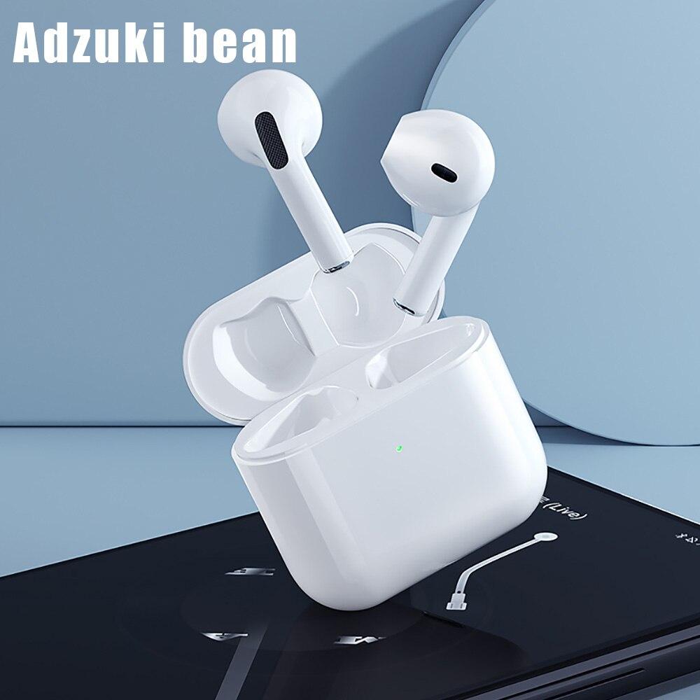 Pro 4 TWS Bluetooth Earphone Noise-Canceling Sports Headphones True Wireless Stereo HiFi Smart Heads