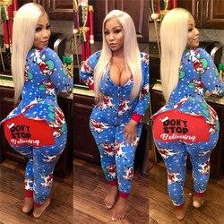Рождественская Пижама большого размера, комбинезон единорог, сексуальное ночное белье, пижама, Комбинезоны для взрослых, кигуруми, Осень-зима