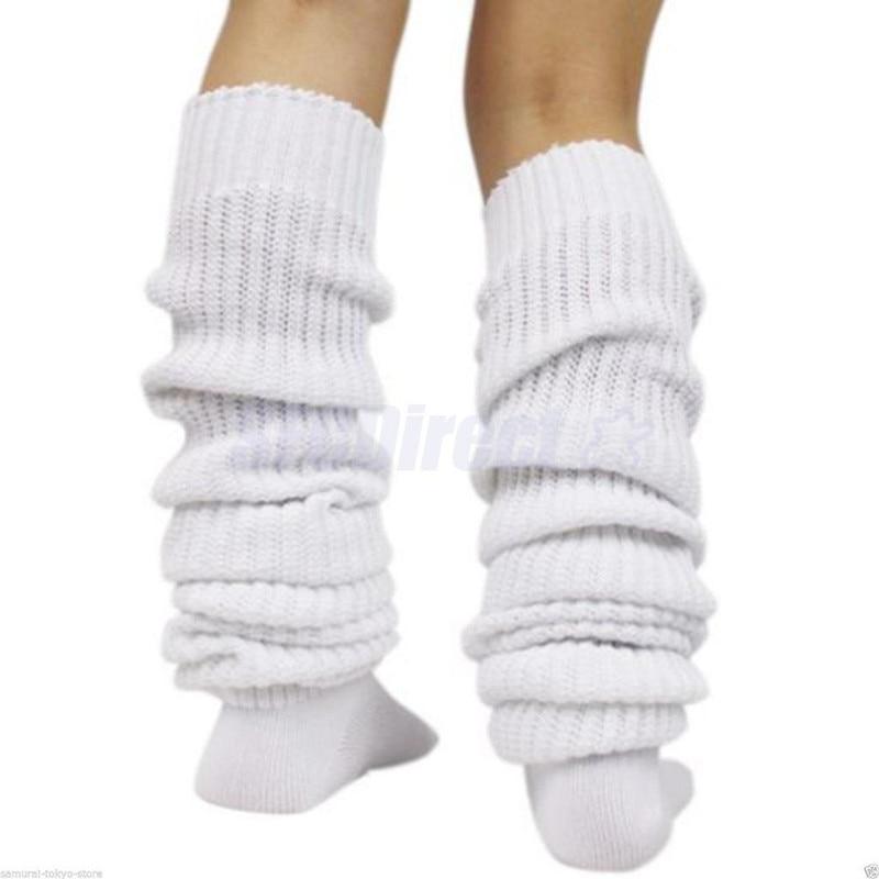 Women Slouch Socks Loose Boots Stockings Japan high School Girl Uniform Cosplay accessories Leg Warm
