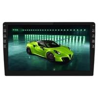 9 inch android 9 hd 2 5d press screen quad core 2 din car mp5 player 1gb16gb wifi fm radio gps navigation