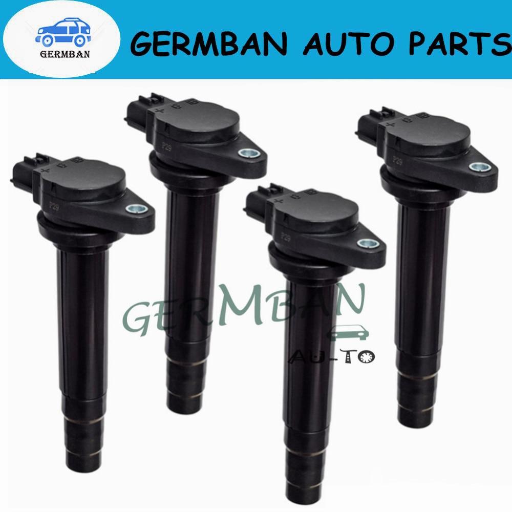 PEÇAS BOBINA DE IGNIÇÃO PARA Nissan Sunny ALMERA II PRIMERA 4 1.5L 1.6L 1.8L 22448-6J901 22448-4M500 22448-4M50A CM11-205B CM11-205