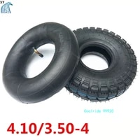 coolride high quality pneumatic tire 4 103 50 4 warehouse trolley geriatric scooter tire 10 inch replacement parts