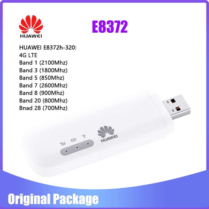 3g 4g usb wifi modem 4g dongle mobile portable wireless lte usb modem dongle pocket hotspot usb car wifi pk huawei e8372 Huawei E8372 E8372-820 E8372-320 WiFi 2 Mini 4G LTE Wireless Portable USB WiFi Modem Router Mobile WIFI Dongle Plug