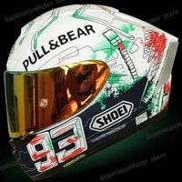 full face motorcycle helmet x14 93 marquez painting helmet riding motocross racing motobike helmet