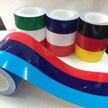 Autocollant de voiture personnalisé   Autocollant coloré en vinyle, allemagne, italie, russie, espagne