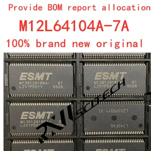 Rxwscitech 100% Новая память в гранулах M12L64104A-7A tsop DDR SDRAM флэш-маршрутизация Улучшенная память обеспечивает BOM распределение