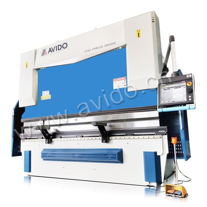 8 axis CNC Press Brake with DELEM DA69T 3D Control System