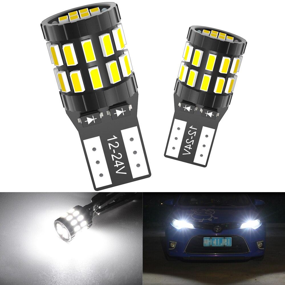 2x w5w t10 lâmpadas led 2825 carro conduziu a luz marcador lateral 12v para kia sportage ceed rio 3 4 k2 k5 kx5 sorento alma cerato picanto