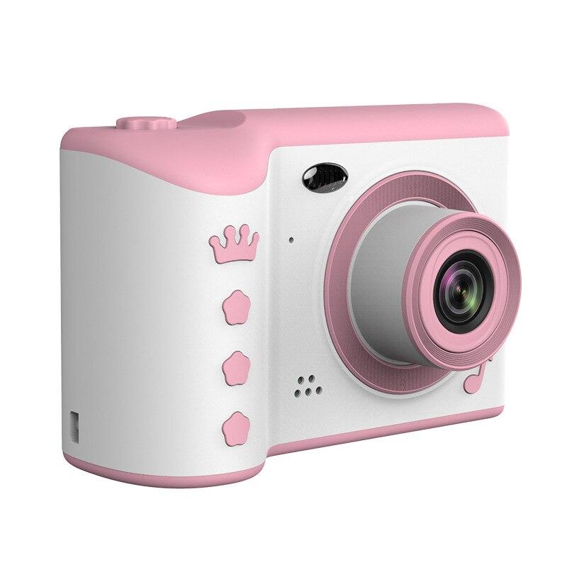 2.8 Inch HD Touch Screen Children Mini Camera dslr Digital Camera Dual Lens Digital Video Photo Camera For Kids Birthday Gift