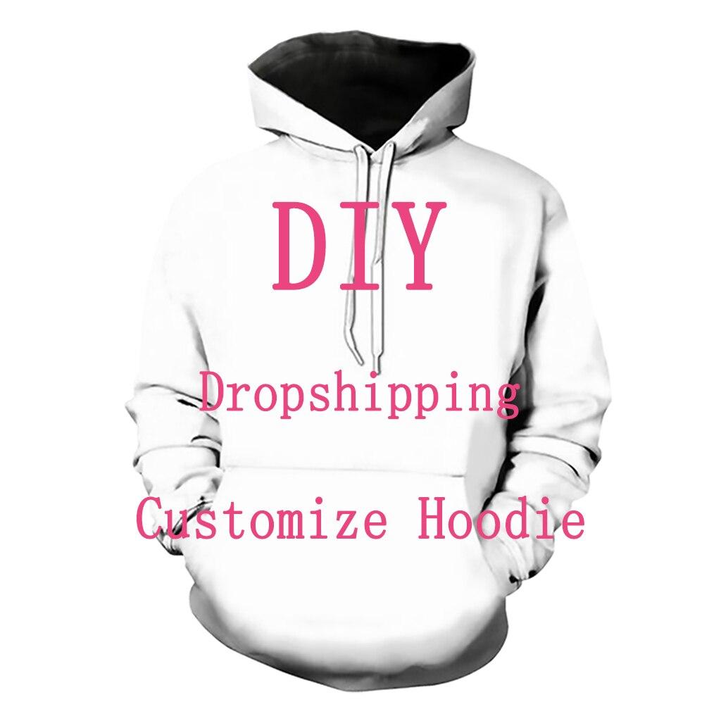 Мы принимаем дизайн Dear Customer Аниме/фото/звезда/певица/толстовки DIY мужские/женские мужские 3D принты повседневные толстовки