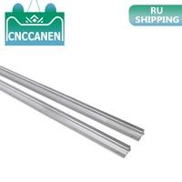 2Pcs SBR16 16mm Rail L300mm 400mm 500mm 600mm 1000mm Linear Guide CNC Router Part Linear Rail