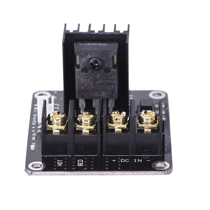 Impresora 3D módulo de potencia de cama caliente alta corriente 25A MOSFET mejora rampas 60*50mm
